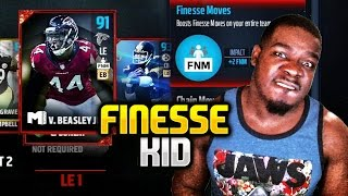CALL ME THE FINESSE KID Making Movez Madden 17 !!! - Madden NFL 17 MUT