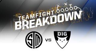 Teamfight Breakdown with Jatt   TSM vs DIG (2020 Spring Split Week 3)
