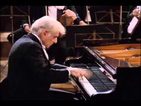 Bernstein -  Mozart: Piano Concerto No. 17 3/3 VIDEO
