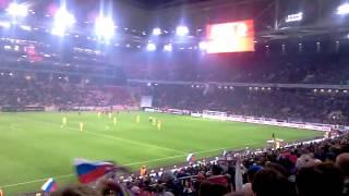 Отбор на ЕВРО 2016 Россия - Молдова 1:1 Весь матч за две минуты, то, что не показывали по ТВ
