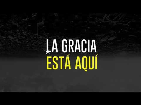 LA GRACIA | VIDEO LIRIC | ESPIRITU LIBRE | APOSENTO ALTO | PHILIPPE