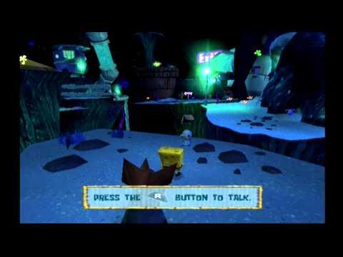 Spongebob: BFBB - Rock Bottom 100% Walkthrough