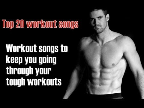 Top 20 Workout Songs of 2012