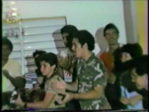 PARTE  2 DE 2 PARRANDA  1983 EN LA PLENA, SALINAS,  PUERTO RICO