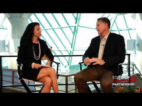 Dan'l Lewin Interview at Startup America HD Social Lounge, TiEcon 2011