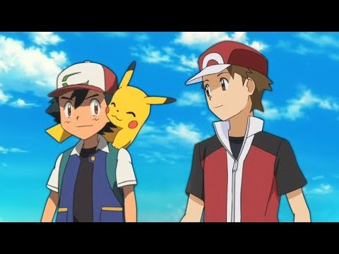 Ash & Red  The Kanto Warriors  HD Amv