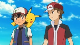 Ash & Red - The Kanto Warriors - HD Amv
