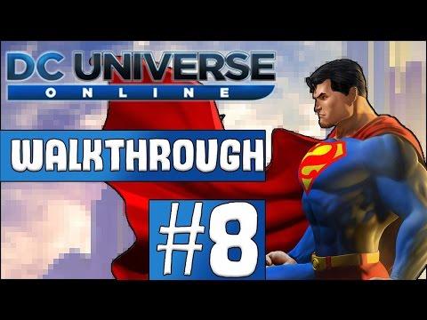 DC Universe Online Walkthrough 2017 - Episode 8 - Starro The Conqueror Event!