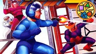 Dr. Wily vs. Chris Ray Gun: Sacred Symbols Plays Mega Man 2