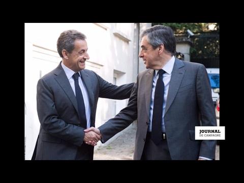 Nicolas Sarkozy affiche son soutien à François Fillon