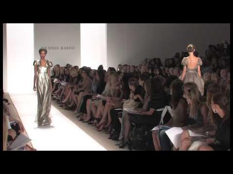 FIT: Dennis Basso - Fashion Week 2009
