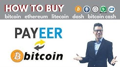 How to Buy & Sell BITCOIN, ETH, LTC, DASH, BCH with PAYEER in 2019 | Tutorial by OJ Jordan