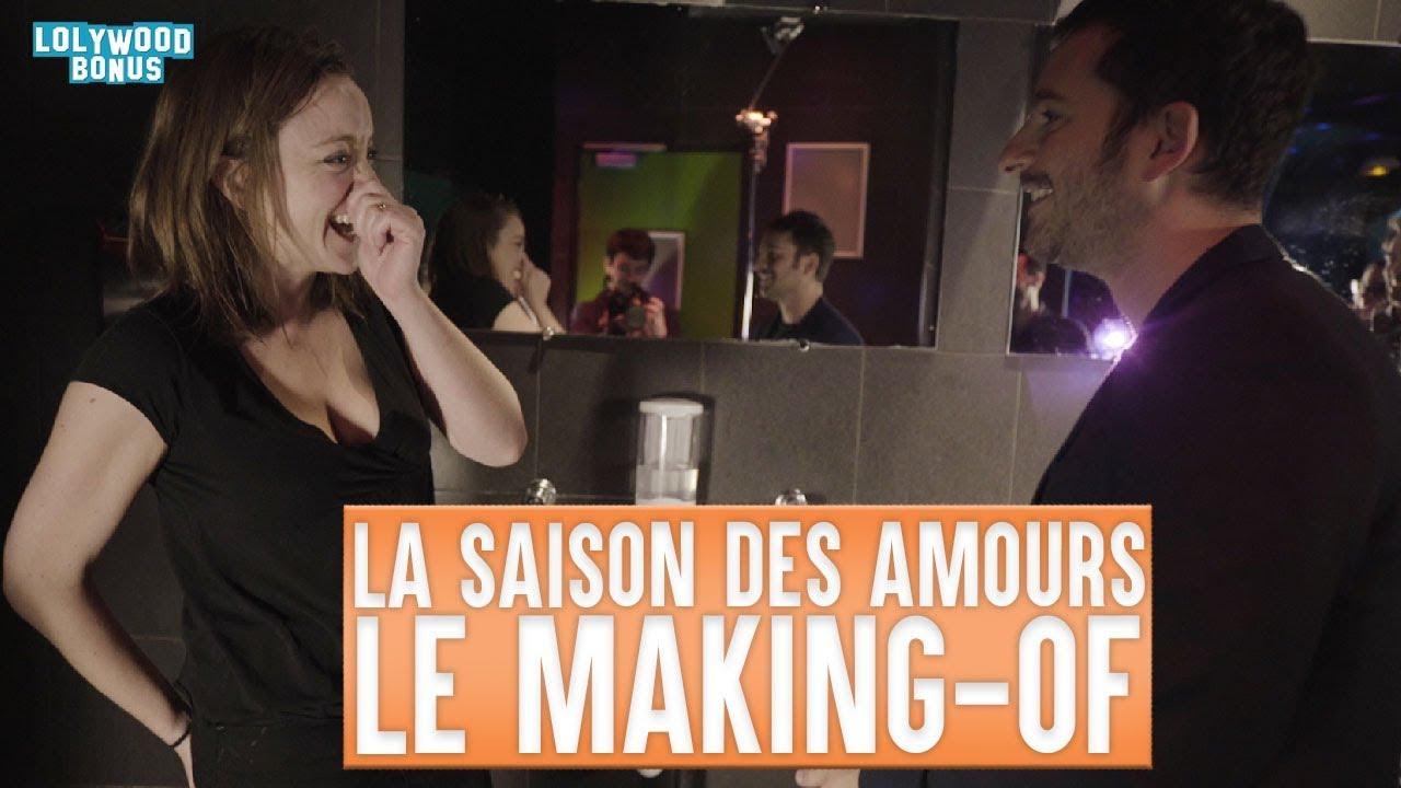 Les Humains : La saison des amours - Le Making Of