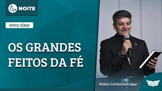 Culto da Noite   Rev. Carlos Henrique - Mateus 15.21-28