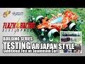 Tamiya Mini 4WD Testing AR Japan Style Built