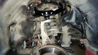 Ford Explorer IV – Бюджетная замена передних верхних рычагов!
