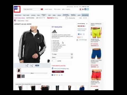 Покупка спортивного костюма Adidas.mp4