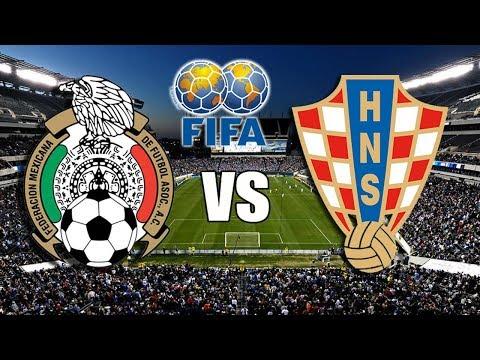 partido dinamarca croacia en vivo online