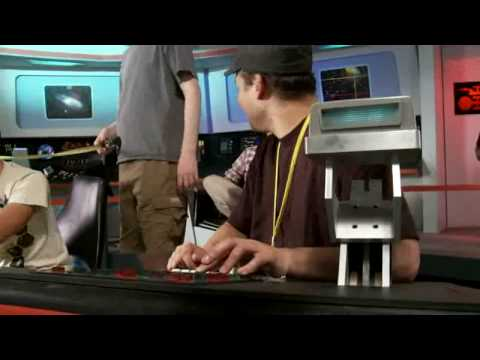 """Behind The Scenes at Star Trek Phase II - Making of """"The Child"""""""