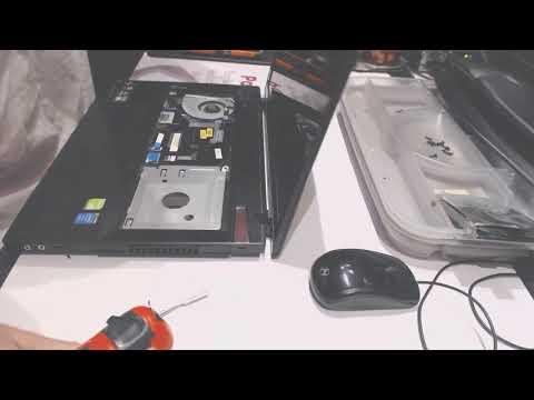 Lenovo Y510p 20217 Laptop power jack repair fix problems broken dc socket input port