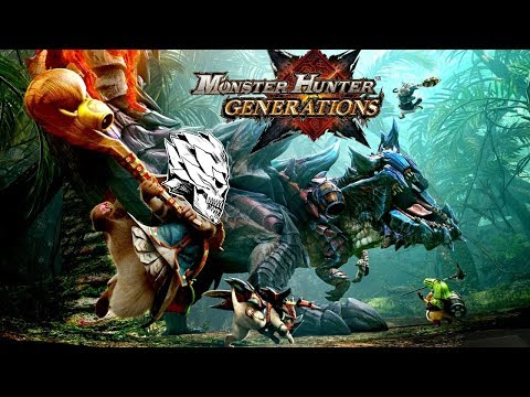 [MHGen] Live stream - Viewer hunts and MH : World discussion