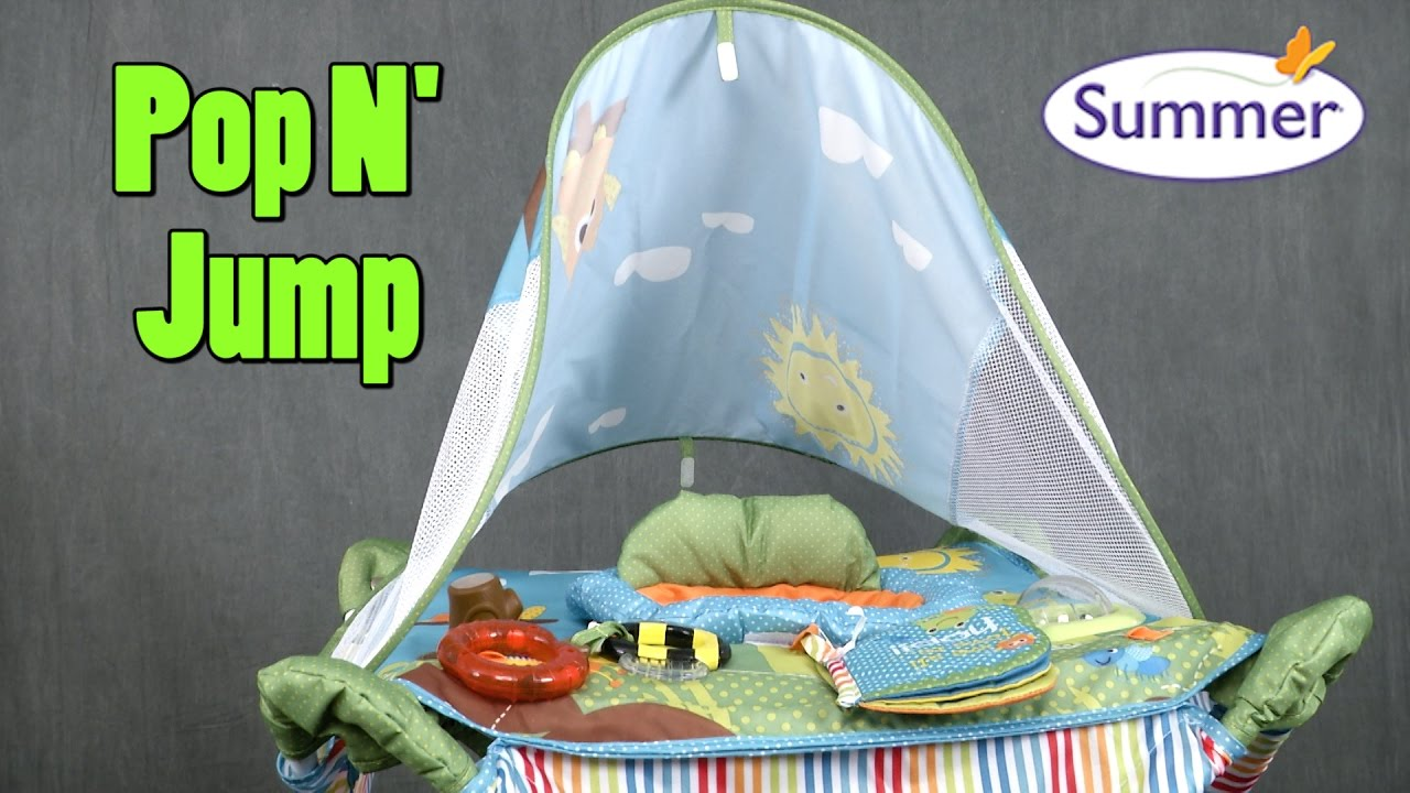 Pop \'N Jump from Summer Infant - YouTube