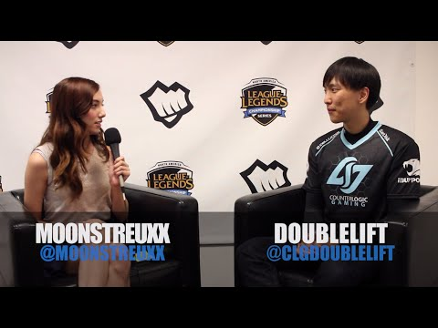 NA LCS 2015: Doublelift -