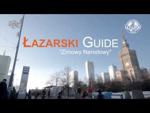 Warsaw Students Guide 1 - Zimowy Narodowy/Winter National Stadium