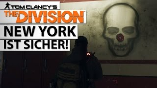 NEW YORK IST SICHER - The Division Fan Film