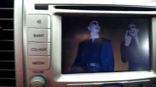 Hyundai i20 ASTA AVN - System Hanging while playing Video / Audio from USB