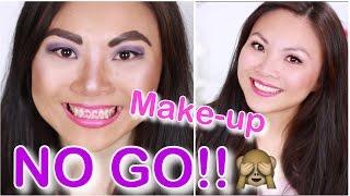 SCHMINKFEHLER vermeiden - Wie man sich NICHT schminken sollte | Mamiseelen