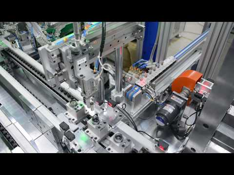 OCV Full Automatic Assembly Line