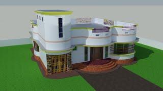 Small House Design In Bangladesh