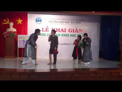 Tiểu phẩm tuyên truyền an toàn giao thông: Xã trưởng - Mẹ Đốp