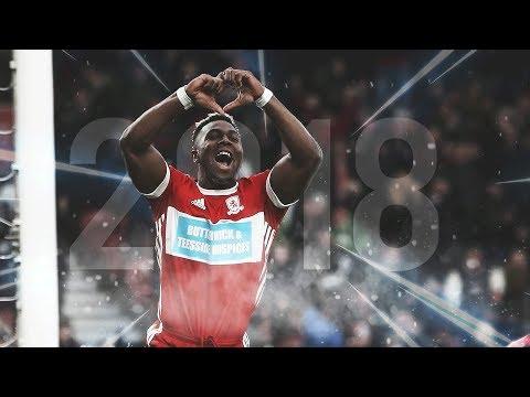 Adama Traoré  ● Worlds Fastest Football Player?  ● 2018