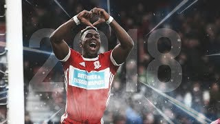 Adama Traoré  ● Worlds Fastest Football Player?  ● 2018