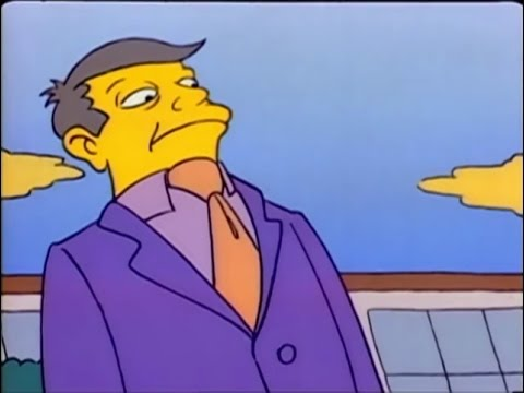 Pathetic Skinner Meme scene