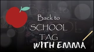 Back to school tag Thumbnail