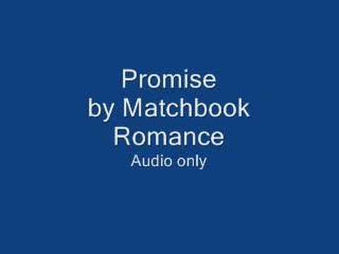 Promise - Matchbook Romance