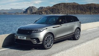 Range Rover Velar 2018 Car Review