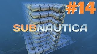 Stumpt Plays - Subnautica - #14 - Raise the Roof!