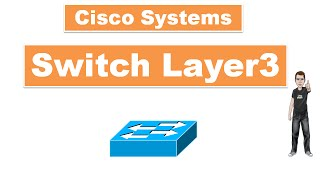 SWL3-02. Cisco Systems. Repaso de clase sobre Switch de capa 3 (Layer3). Ejemplo básico 2.