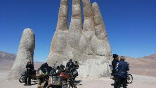 Ruta De Los Andes 8/15 - La Mano Del Desierto
