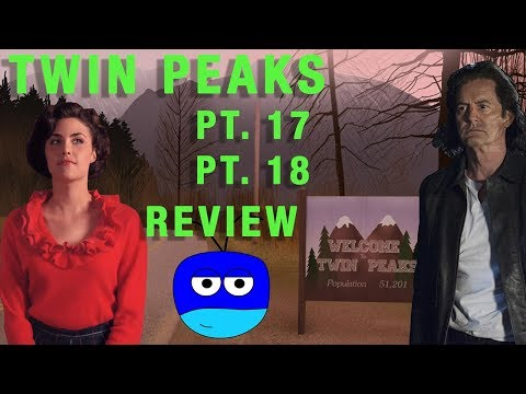 Twin Peaks: The Return Ending/Finale EXPLAINED (Who is Judy?)