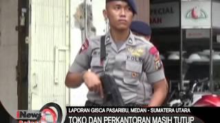 Live report: suasana terkini bentrok antar ormas di Medan, Sumatera Utara - iNews Petang 01/02