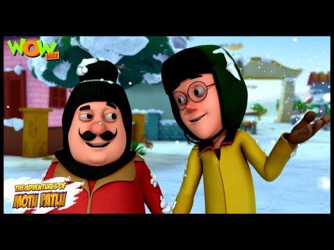 Snow Park   Motu Patlu in Hindi WITH ENGLISH, SPANISH & FRENCH SUBTITLES   As seen on Nick thumbnail