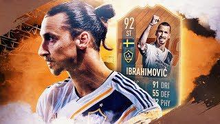 ZLATAN IBRAHIMOVIC FLASHBACK SBC - COMPLETED | FIFA 19 ULTIMATE TEAM
