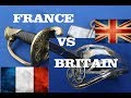 Britain vs France! - 1845 Pattern Infantry Officer's Swords Compared