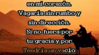 Jesús Adrián Romero   Karaoke Pista   Que Sería de Mí   www youtube comprejovenes SaveYouTube com]