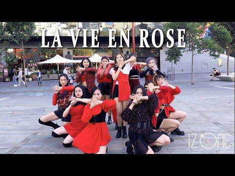 [KPOP IN PUBLIC CHALLENGE] IZ*ONE (아이즈원) - 'La Vie En Rose' (라비앙로즈)